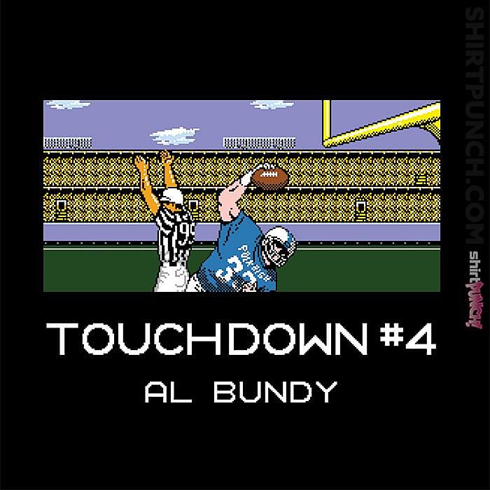 ShirtPunch: Tecmo Bundy