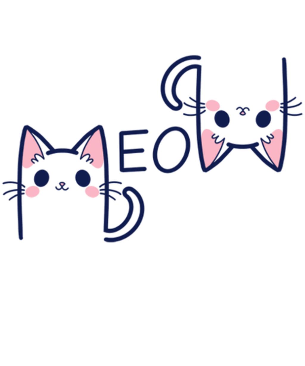Qwertee: #MeoW