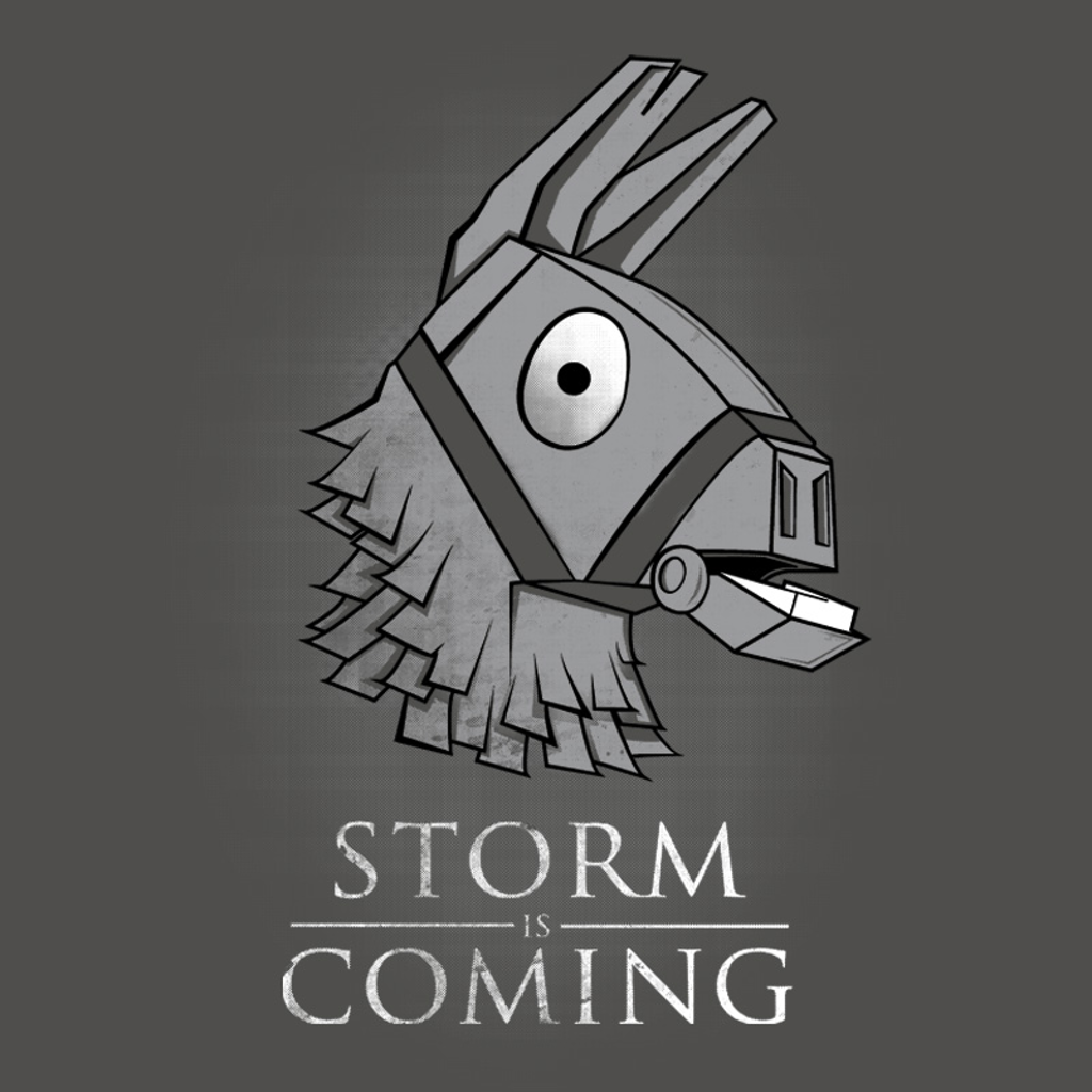Pampling: Storm Is Coming