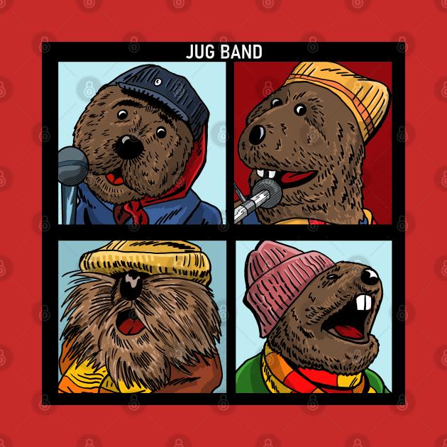 TeePublic: Let it Jug