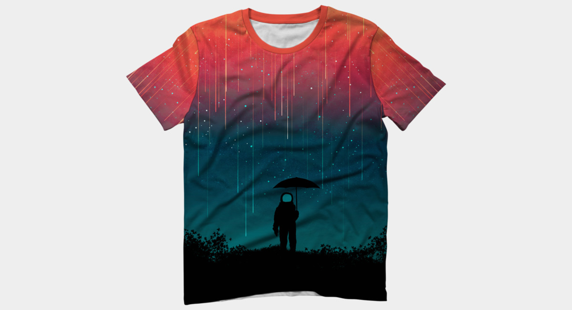 Design by Humans: Cosmic downpour