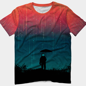 Design by Humans: Cosmic downpour
