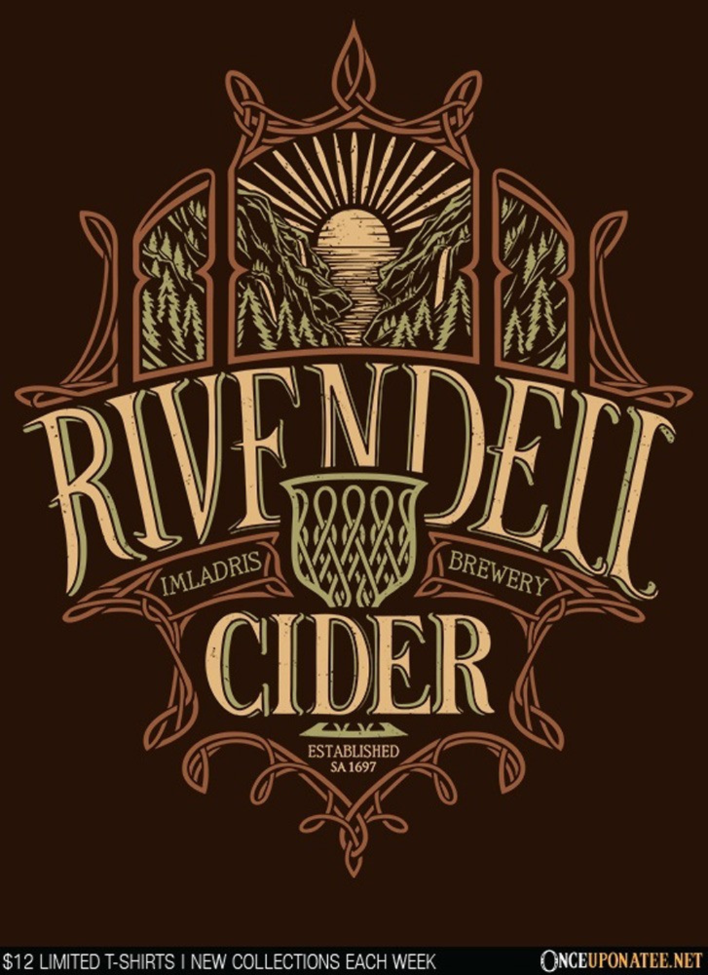 Once Upon a Tee: Rivendell Cider