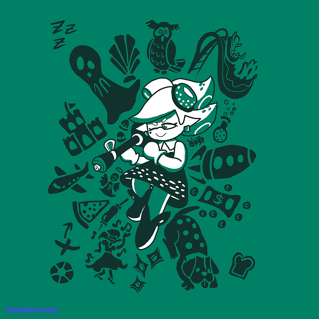 The Yetee: Agent Charger