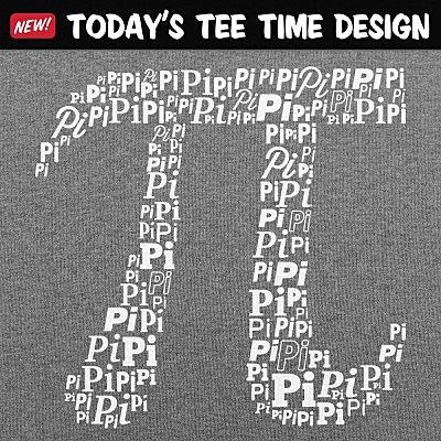 6 Dollar Shirts: Pi Of Pi
