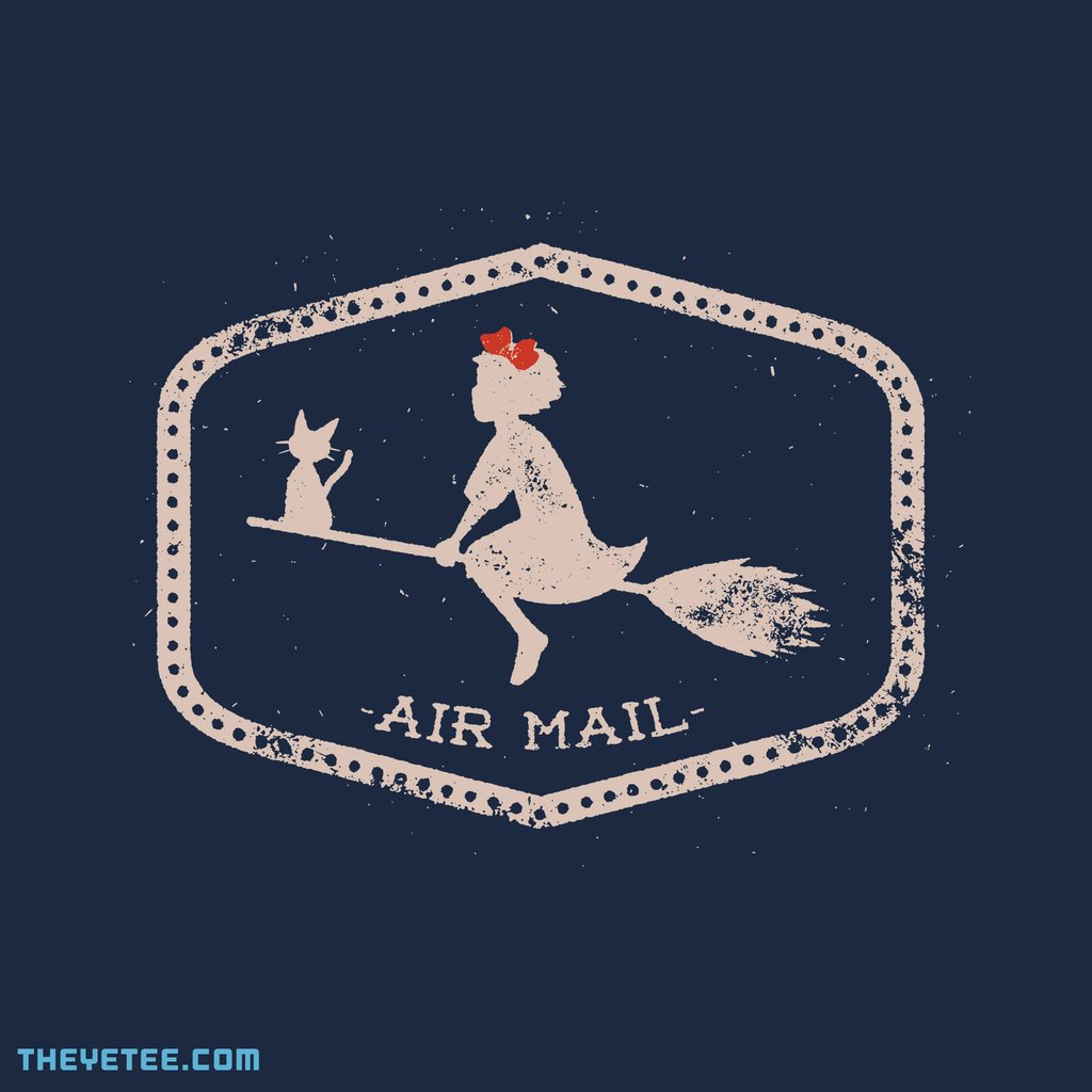 The Yetee: Air Mail
