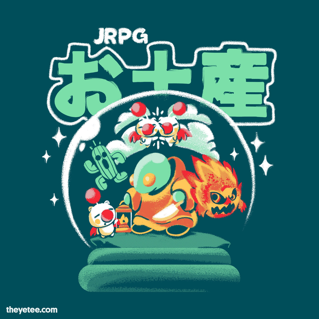 The Yetee: Enemy Encounter
