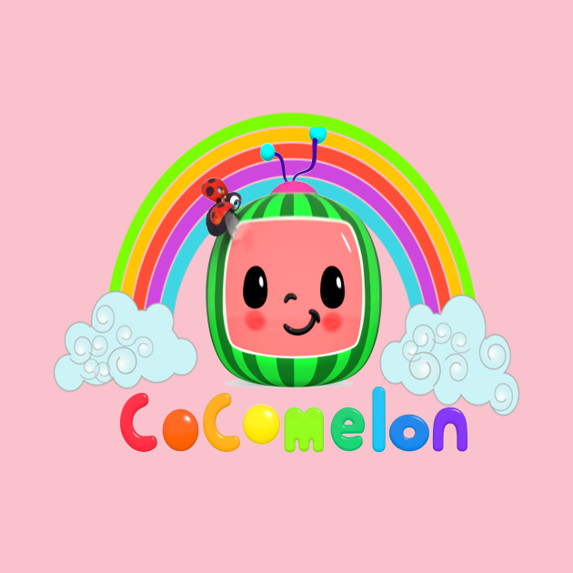 TeePublic: Cocomelon Kids Song
