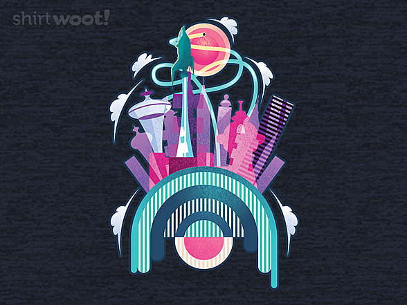 Woot!: The World of Tomorrow