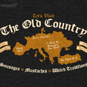 Woot!: The Old Country