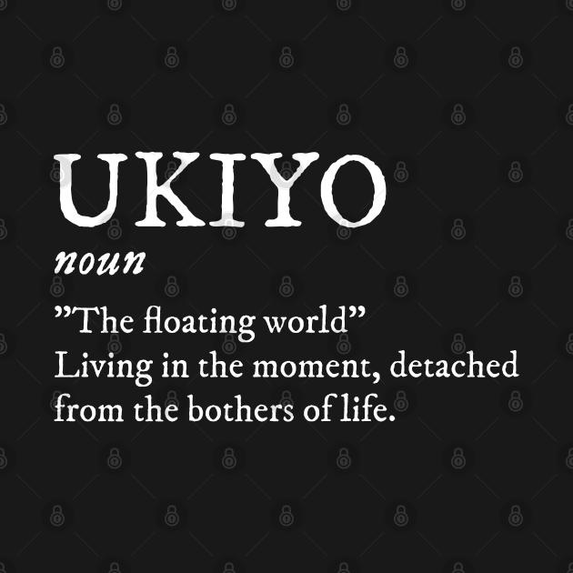 TeePublic: Ukiyo