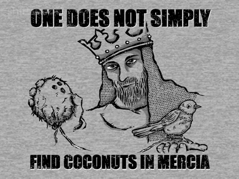 Woot!: Coconuts in Mercia