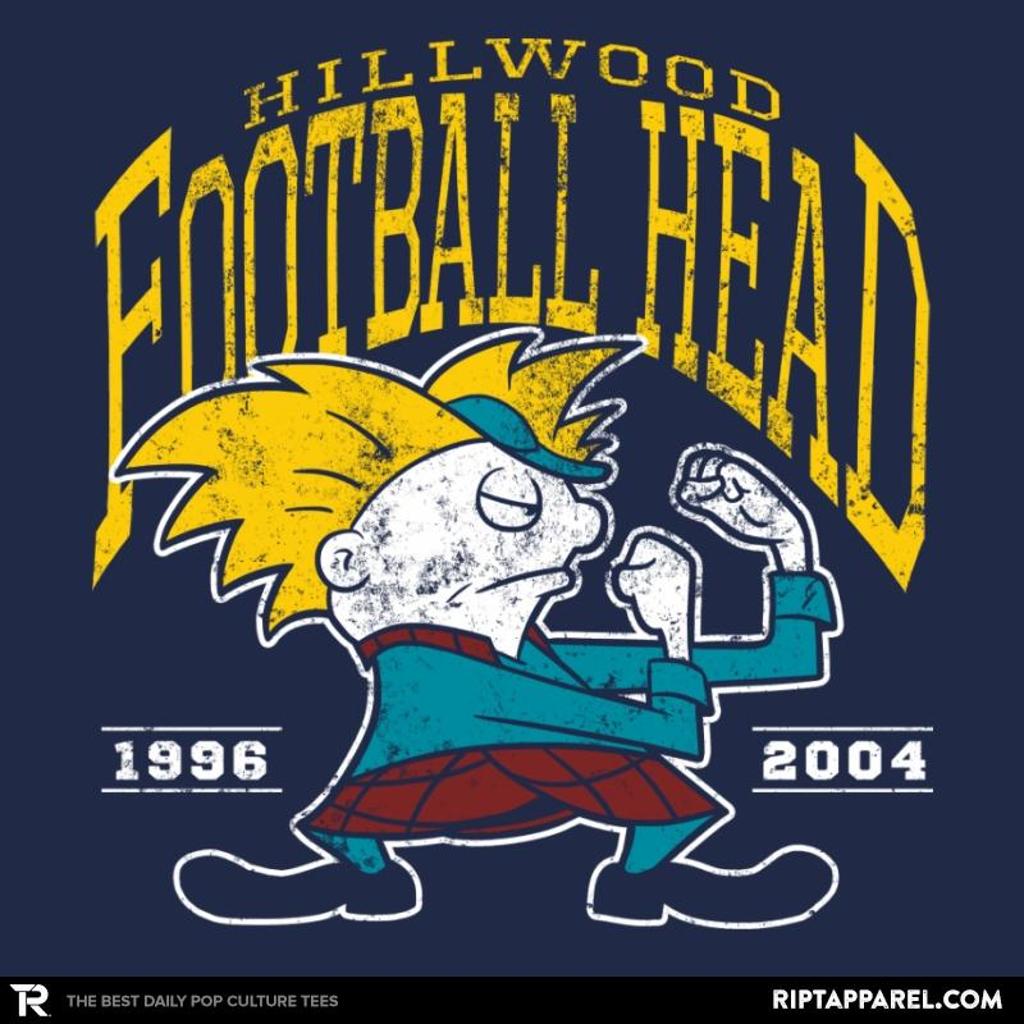 Ript: Football Head