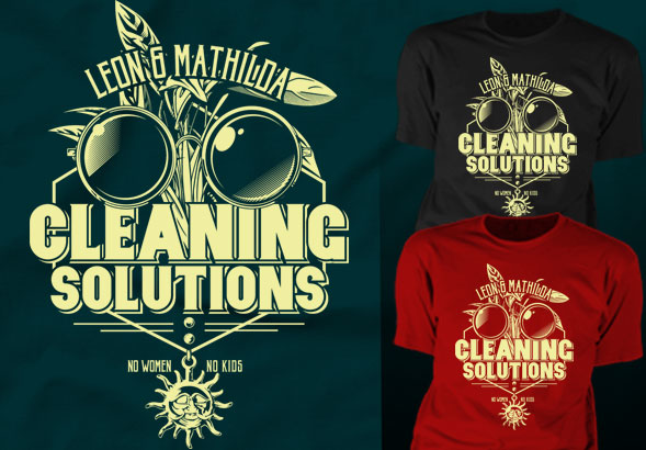 teeVillain: CLEANING SOLUTIONS