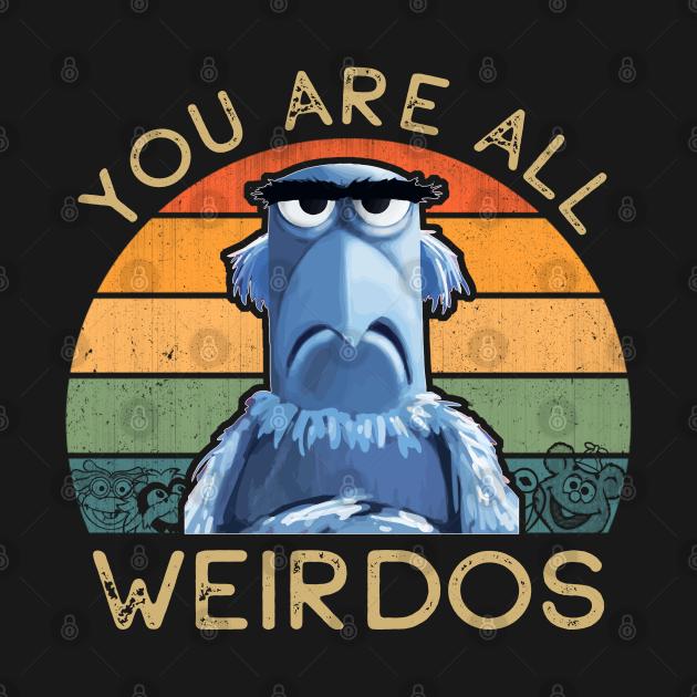 TeePublic: Sam Eagle Weirdos