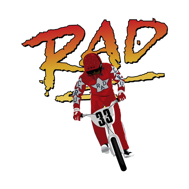 TeePublic: Cru Jones Rad