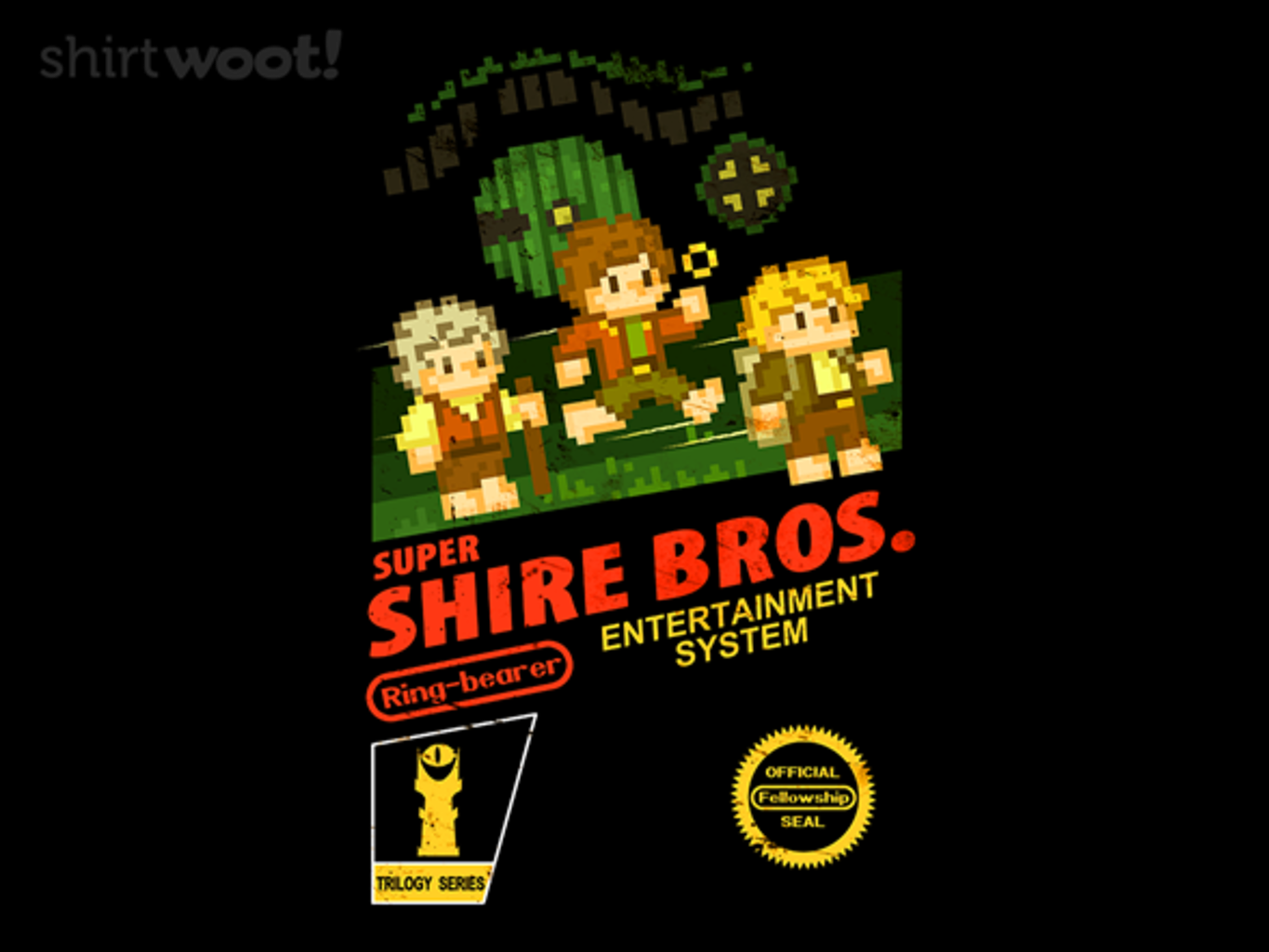 Woot!: Super Shire Bros.