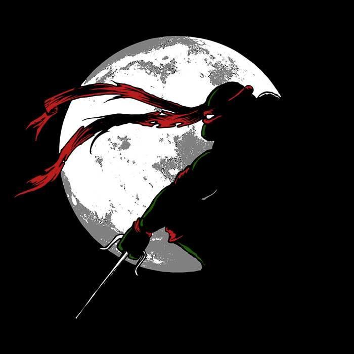 Once Upon a Tee: Moon Sai