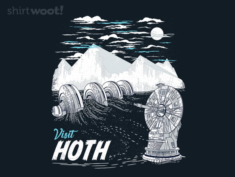 Woot!: Visit Hoth
