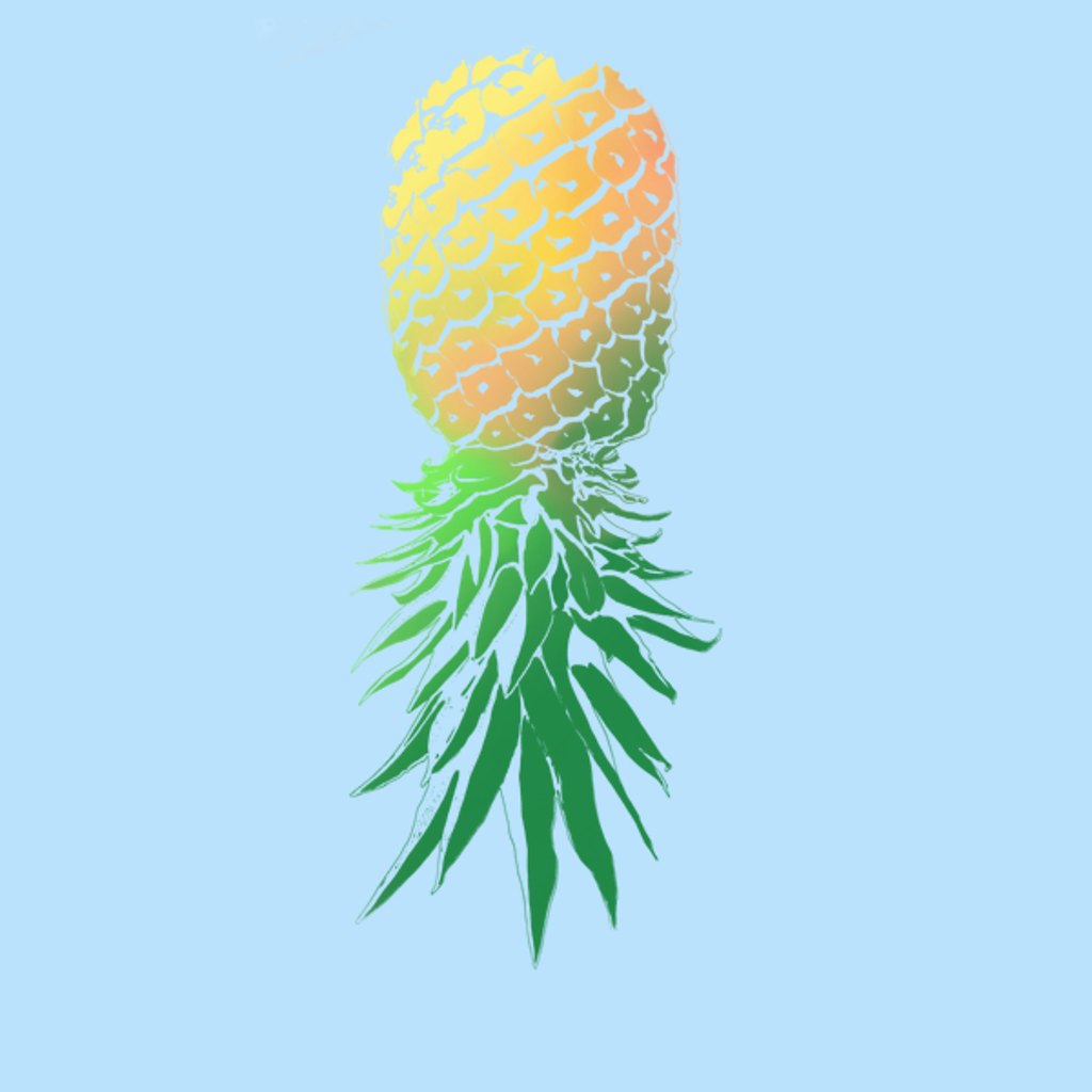 NeatoShop: Pinapple Upside Down