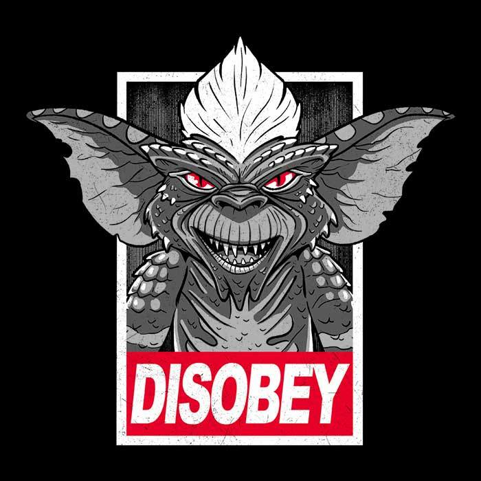 Once Upon a Tee: Disobey