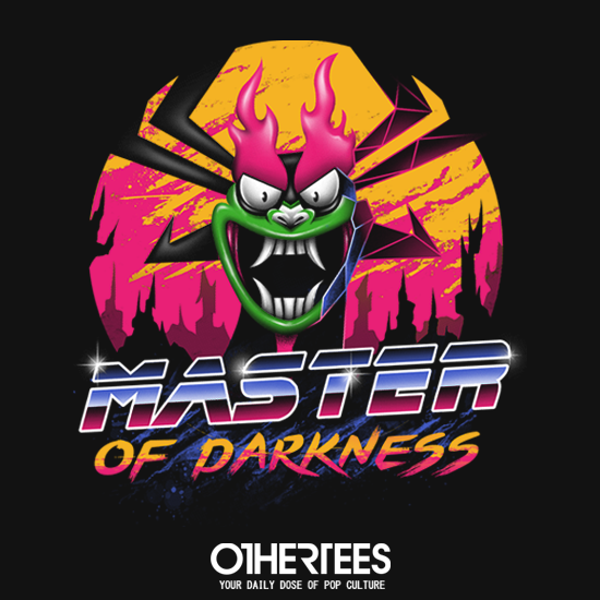OtherTees: Master of Darkness