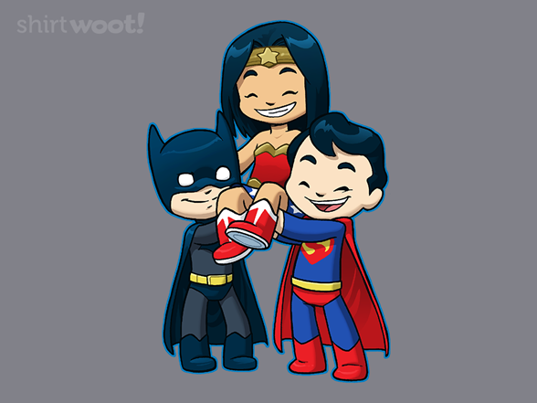 Woot!: Justice Friends