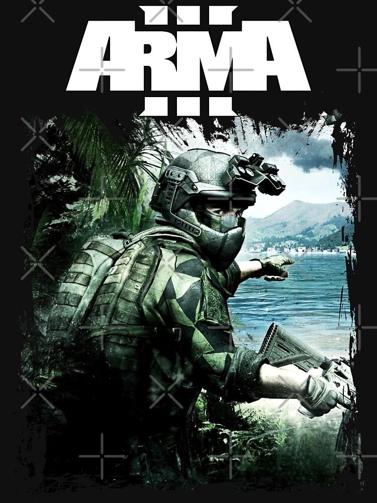 RedBubble: ARMA 3