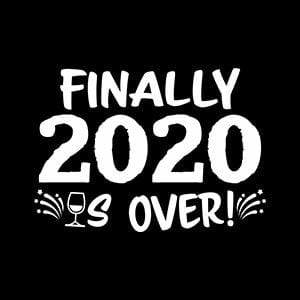 BustedTees: Finally 2020 Is Over