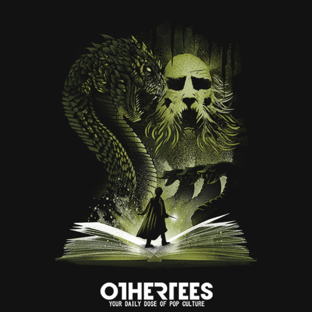 OtherTees: Book of Secrets