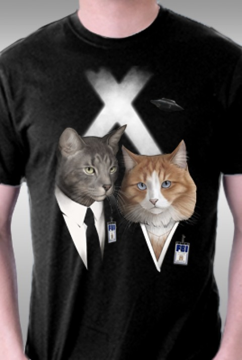 TeeFury: The Truth is Meowt There