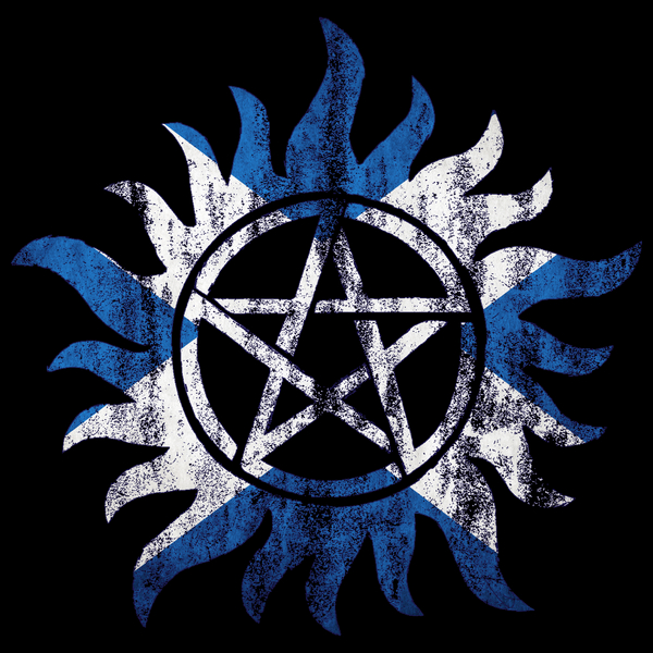 NeatoShop: SPN Family Scottish Anti-Possession