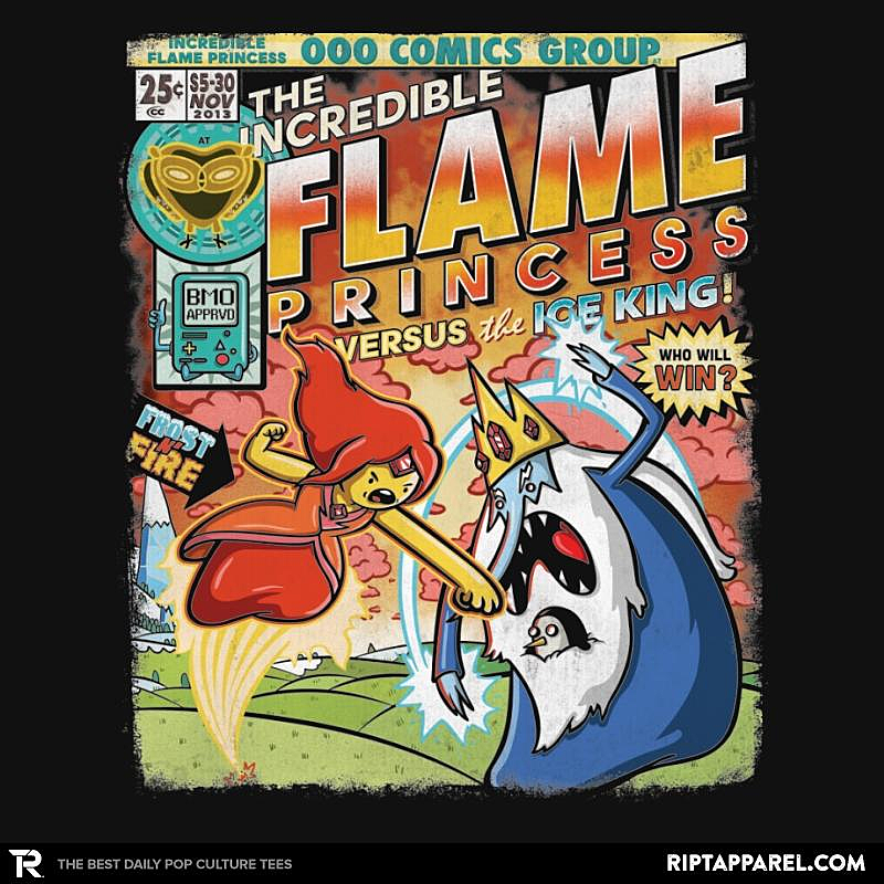Ript: Fire and Flame