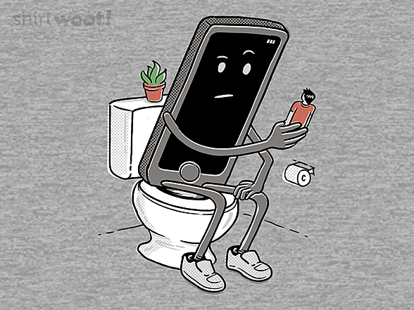 Woot!: Toilet Humour