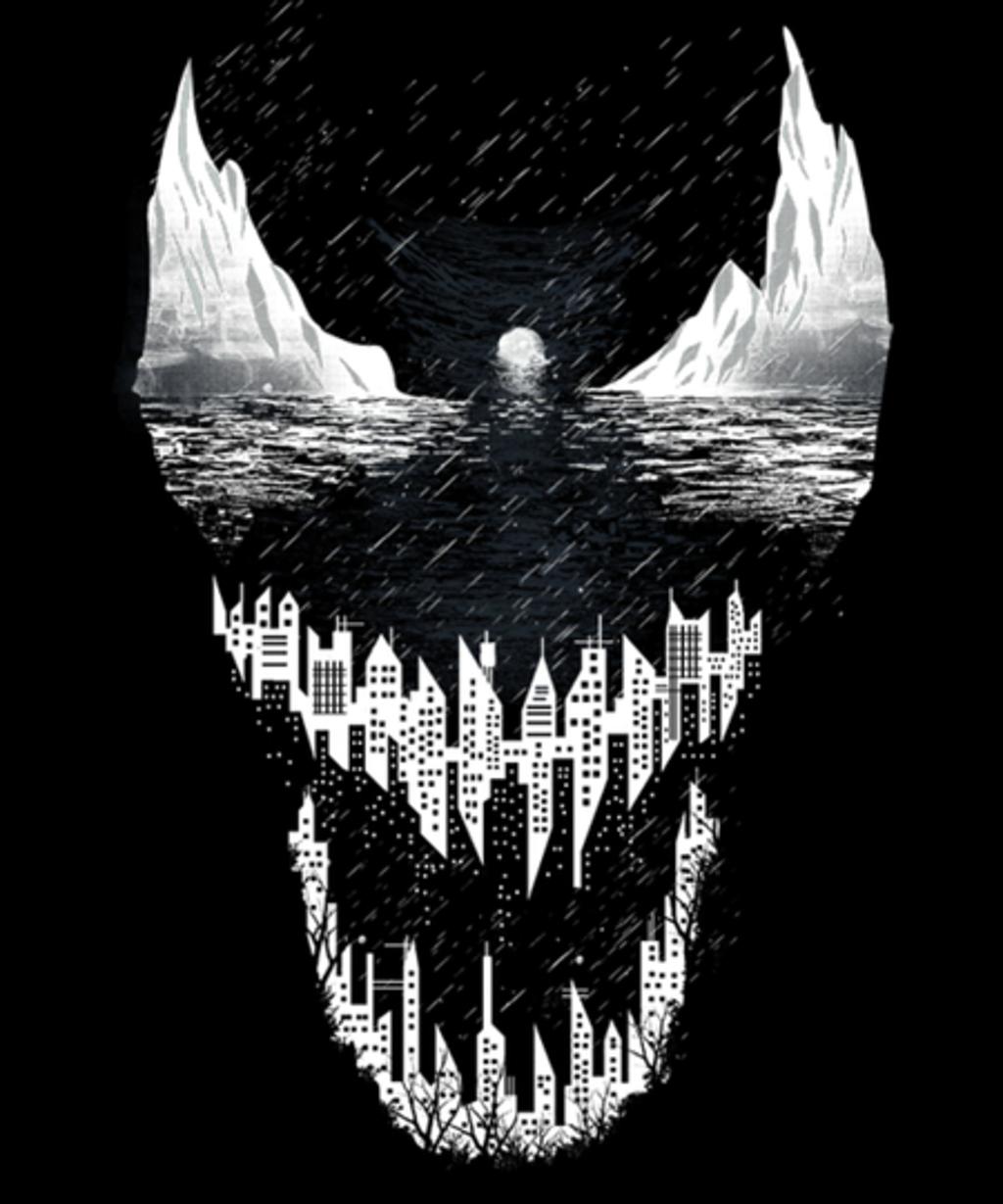 Qwertee: Symbiote City