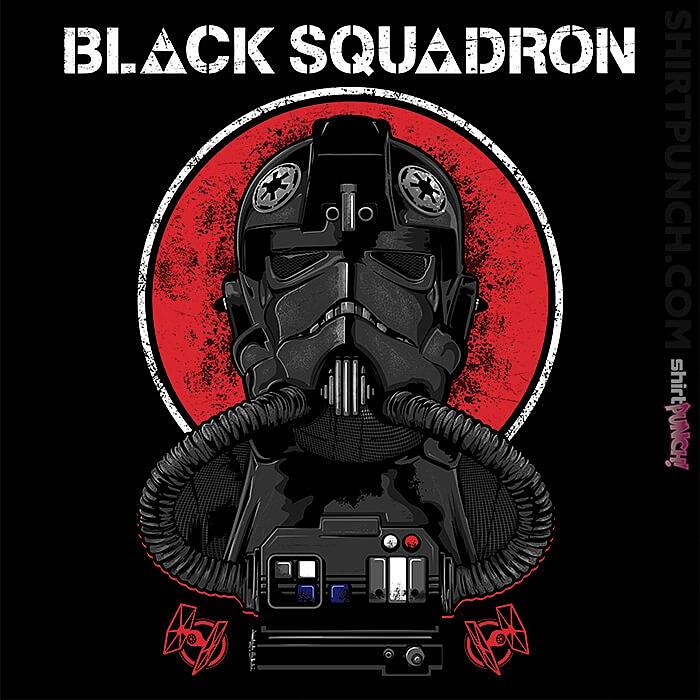 ShirtPunch: Black Squadron