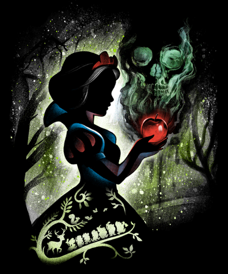 Qwertee: The Poisoned Apple