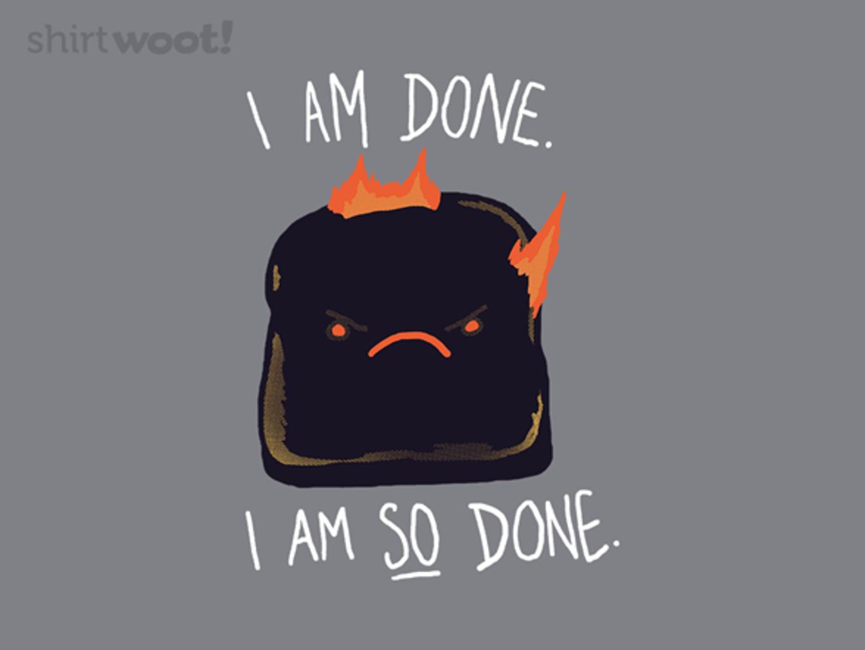 Woot!: Toast
