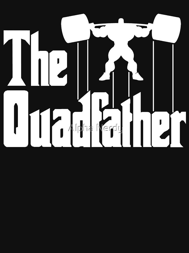 RedBubble: The Quadfather