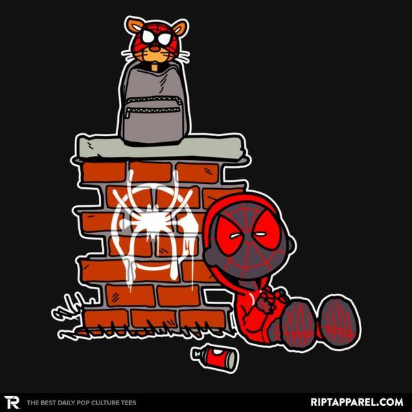 Ript: Spider-Nuts
