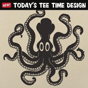 6 Dollar Shirts: Minoan Octopus