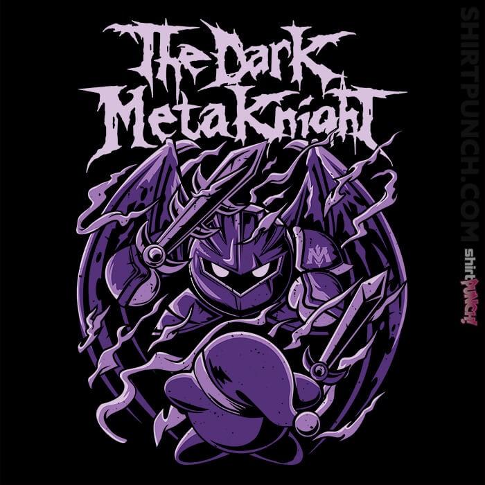 ShirtPunch: Heavy Meta Knight