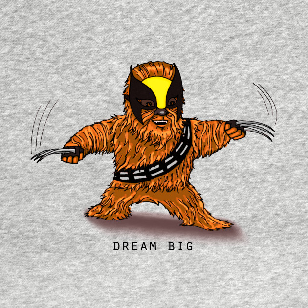 TeePublic: Dream Big
