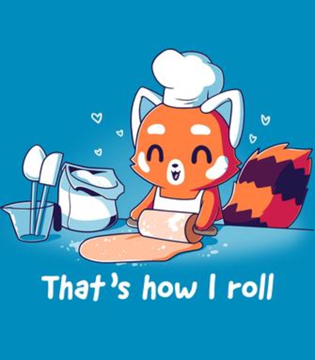 TeeTurtle: That's How I Roll