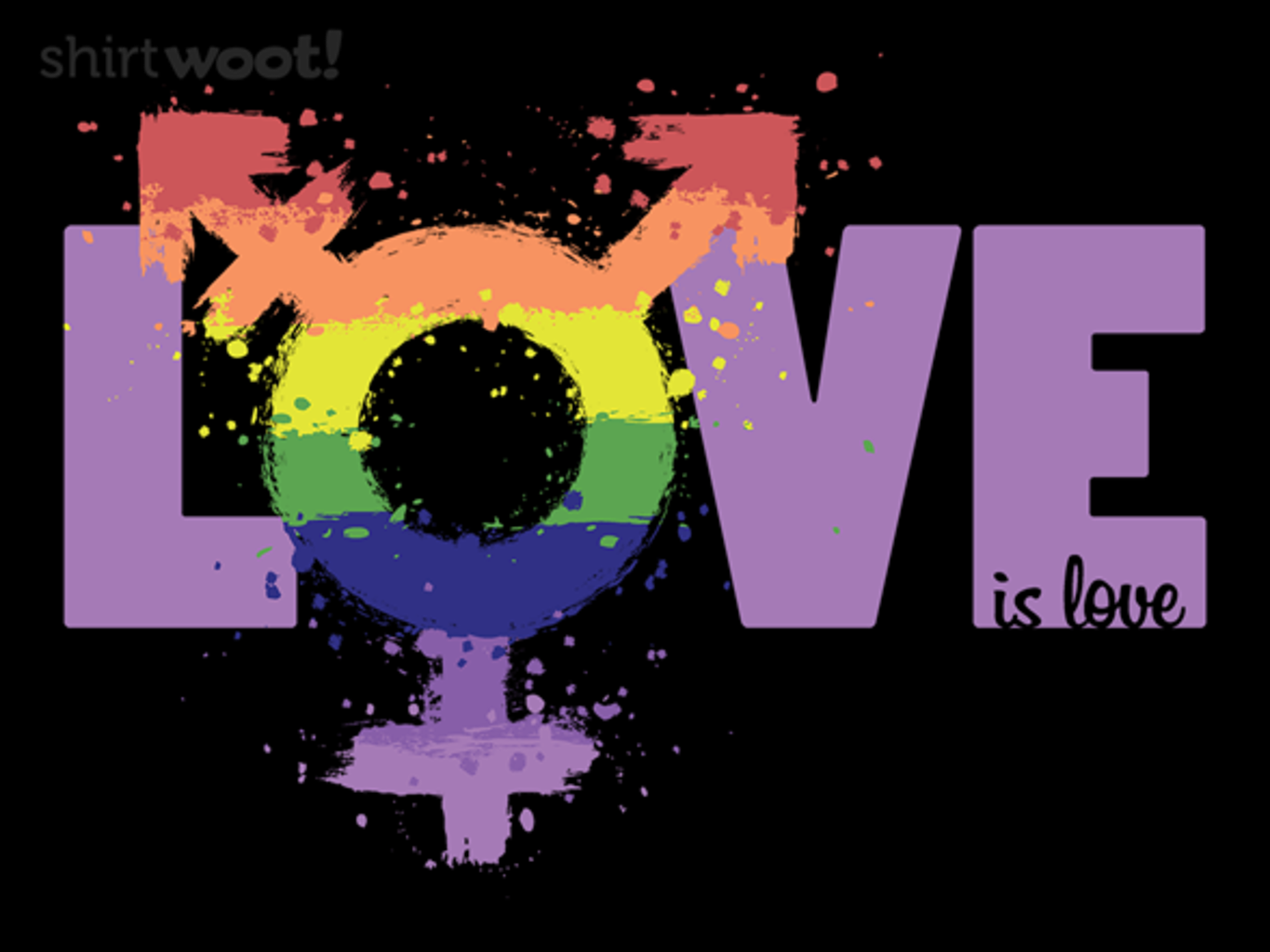 Woot!: Love is Love - Remix