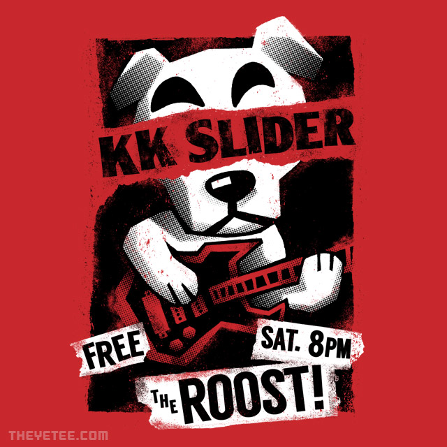 The Yetee: KK is a Punk
