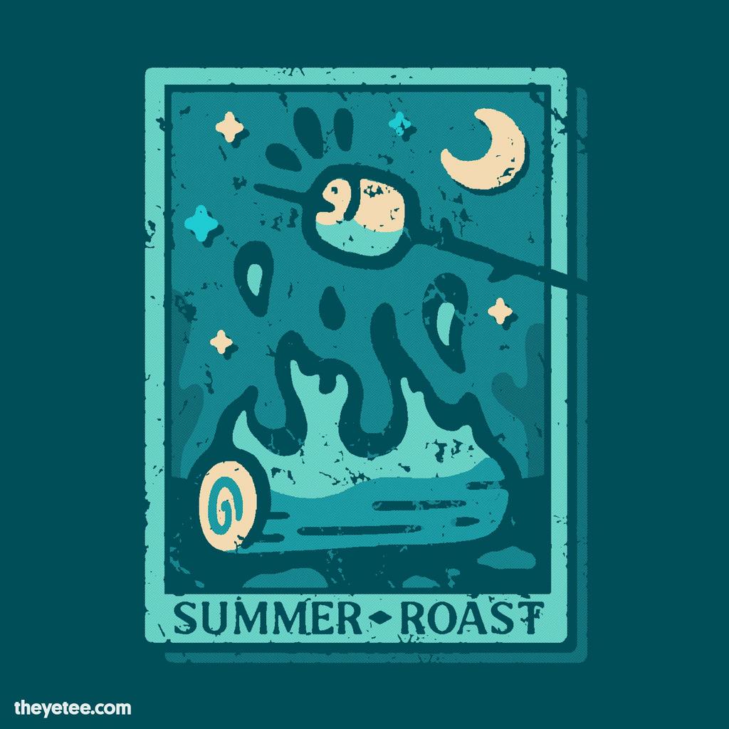 The Yetee: Summer Roast