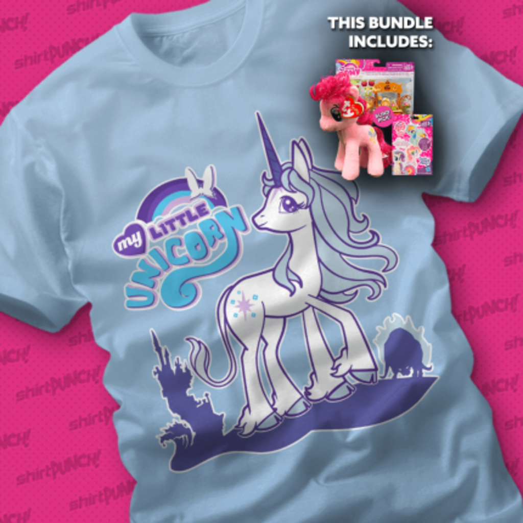 ShirtPunch: Ponies in Paradise Bundle