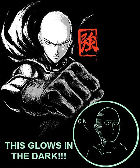 Qwertee: Shining Punch