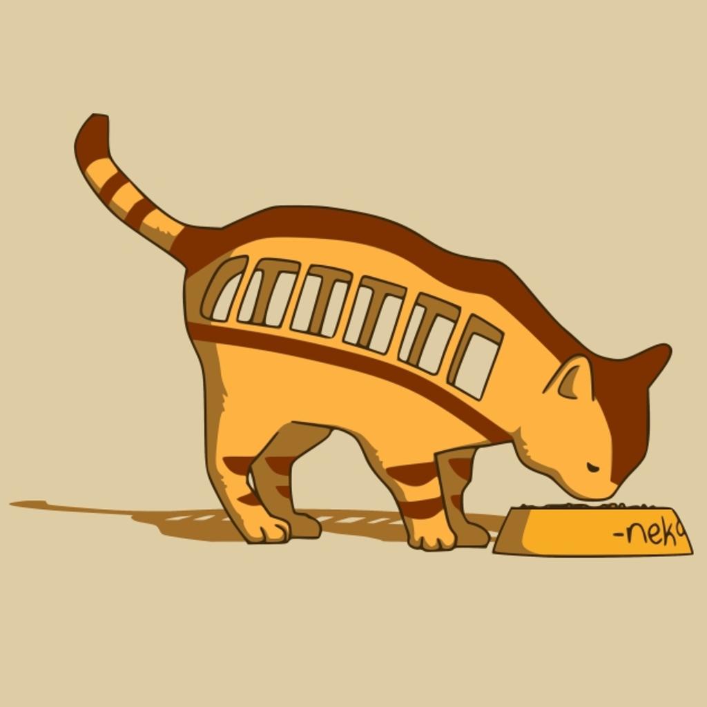 TeeTee: CatBus IRL